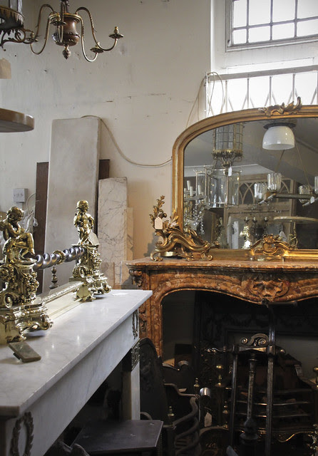 Antique shop - Lillie Road