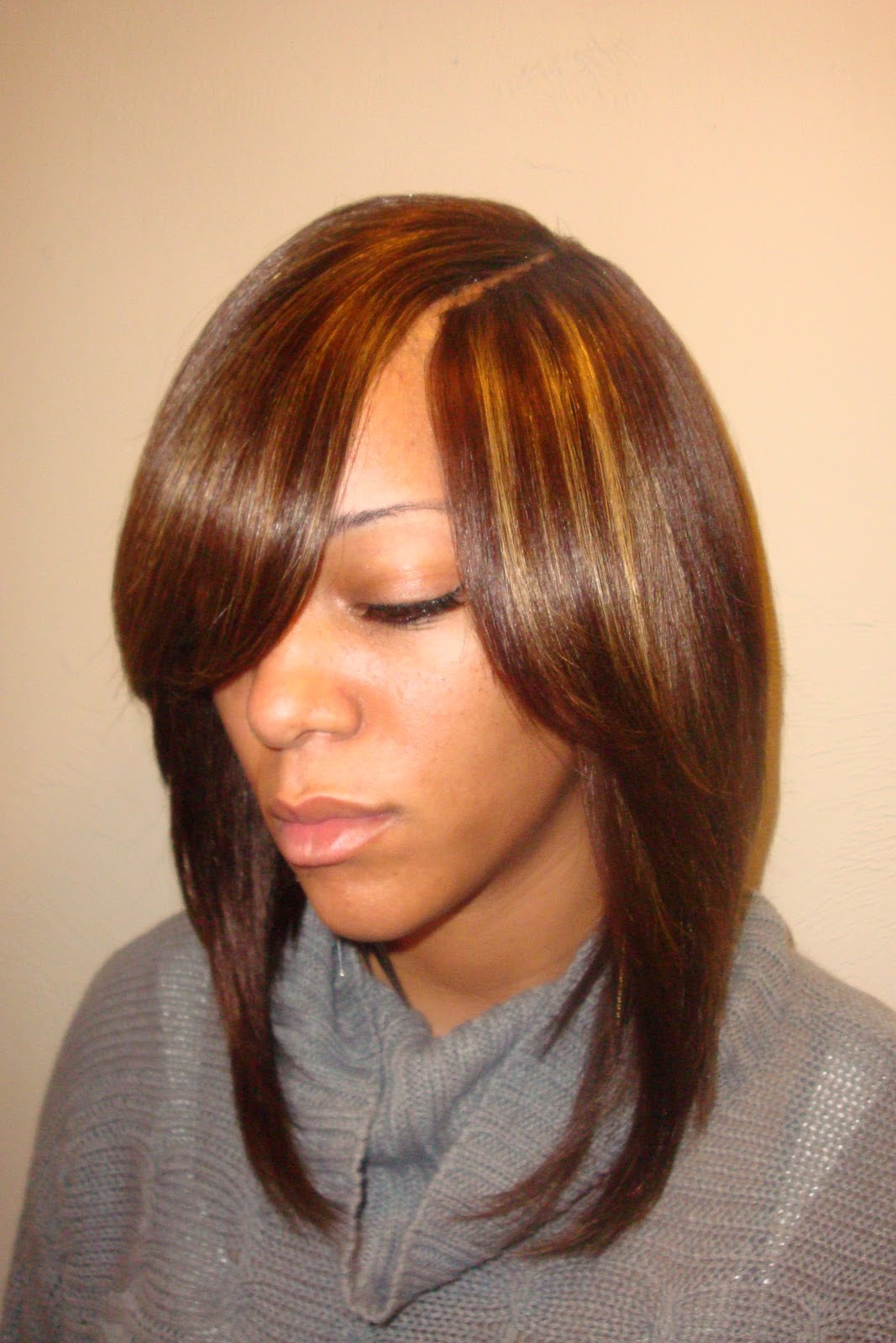 Comicsfancompanion The Most Amazing Sew In Bob Hairstyles Intended