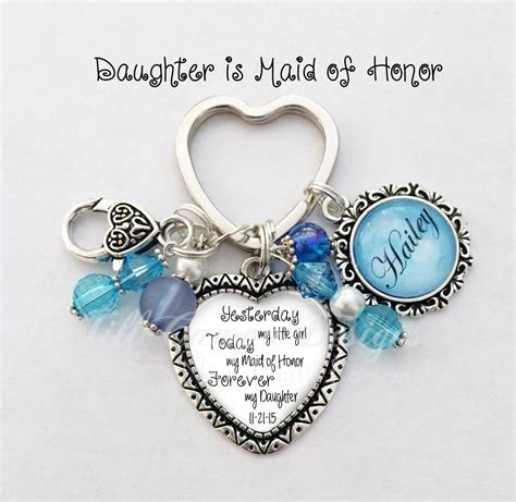 Maid of Honor gift   Daughter is Maid of Honor   from