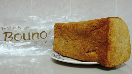 buono bread - loaf
