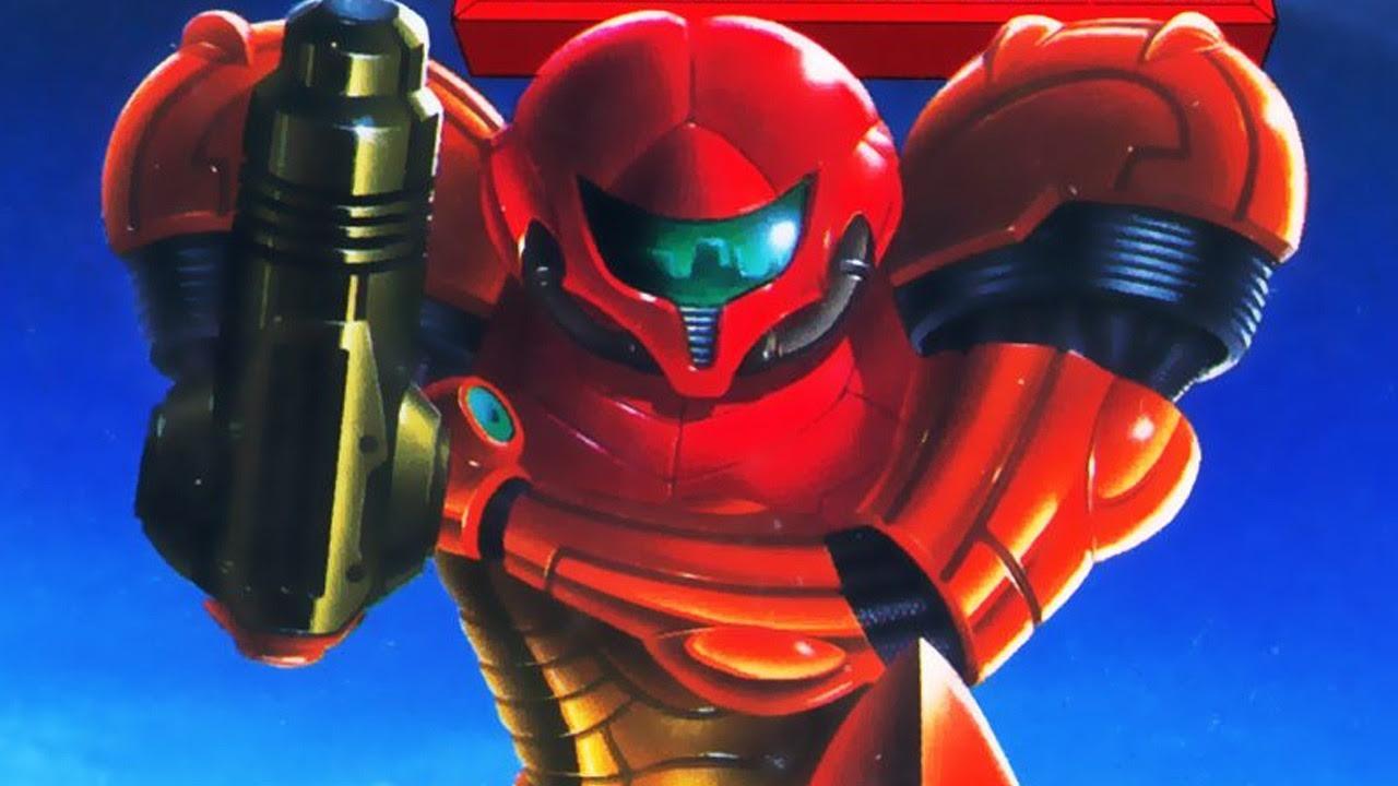Metroid: Samus Returns and Pro Evolution Soccer debut at the top in Japan screenshot