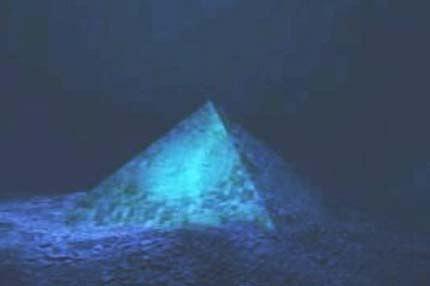 perierga.gr - Αρχαία πόλη κάτω από το Τρίγωνο των Βερμούδων!