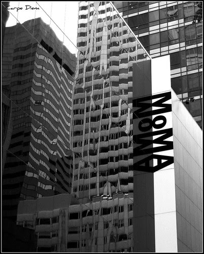 Exterior Reflection, MOMA, New York City by Tony Fischer Photography, on Flickr