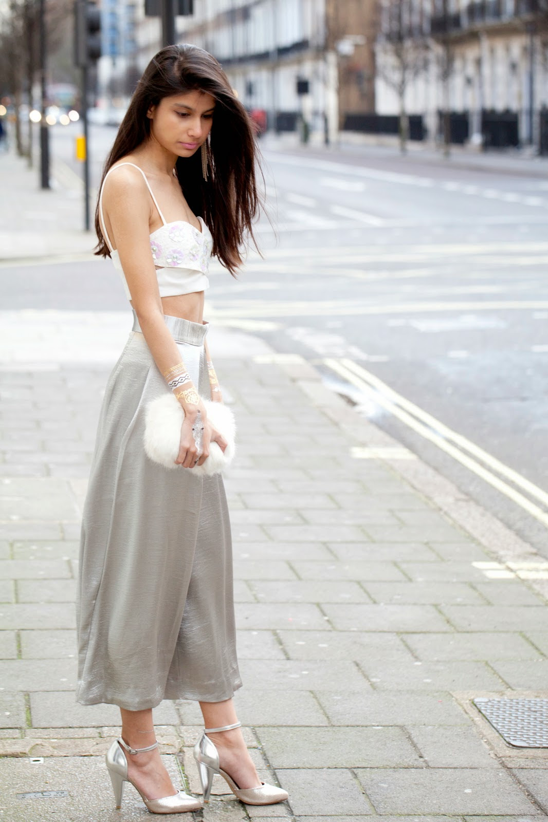 culottes  crop top outfit ideas  outfit ideas hq