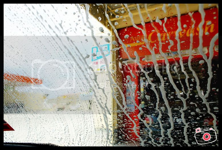 Car-wash-bubbles