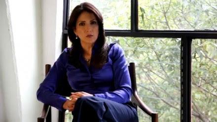 Maritza Díaz, expareja de Enrique Peña Nieto. Foto: Youtube.com