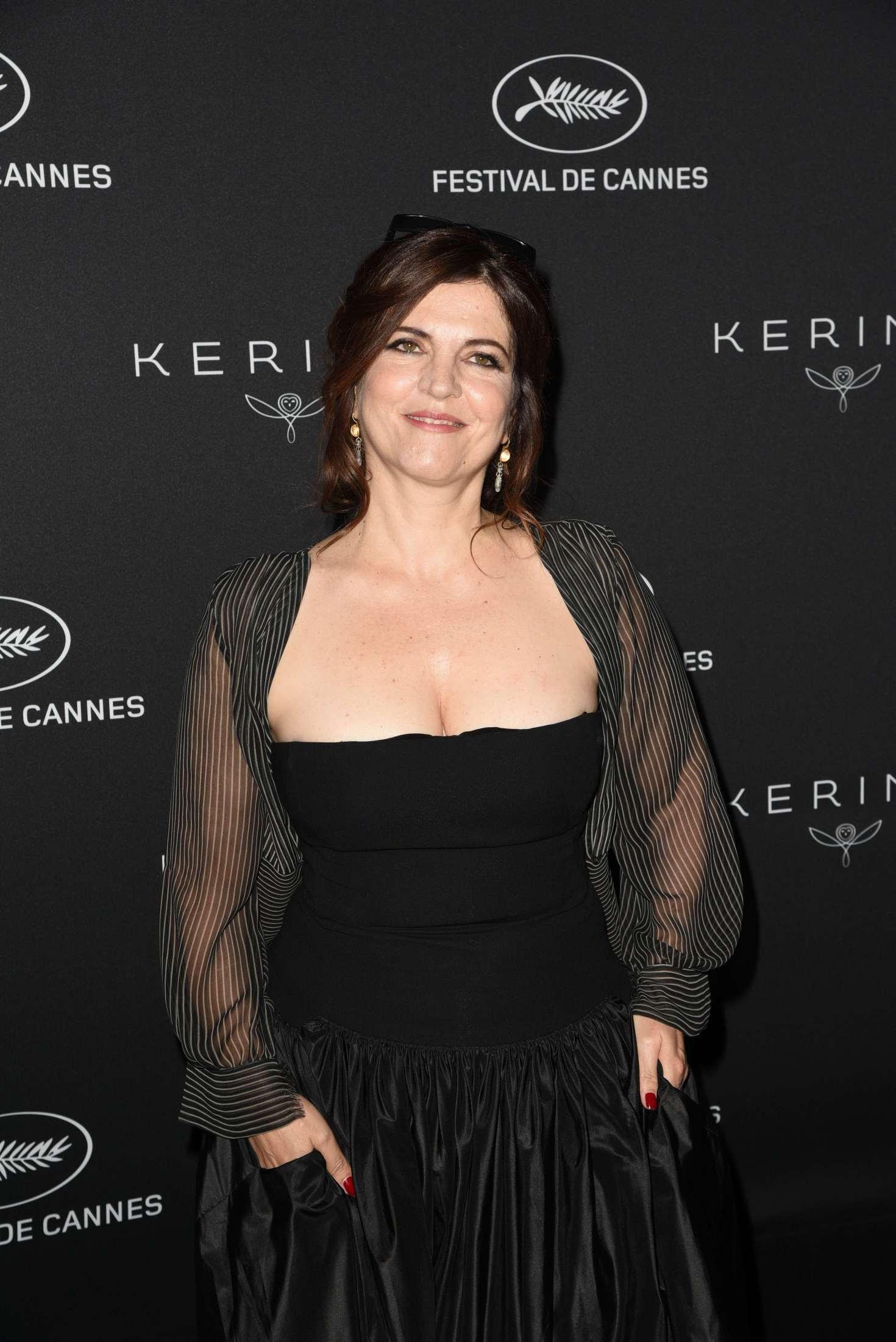 Agnes Jaoui: Kering Women in Motion Awards 2017 -03 - GotCeleb