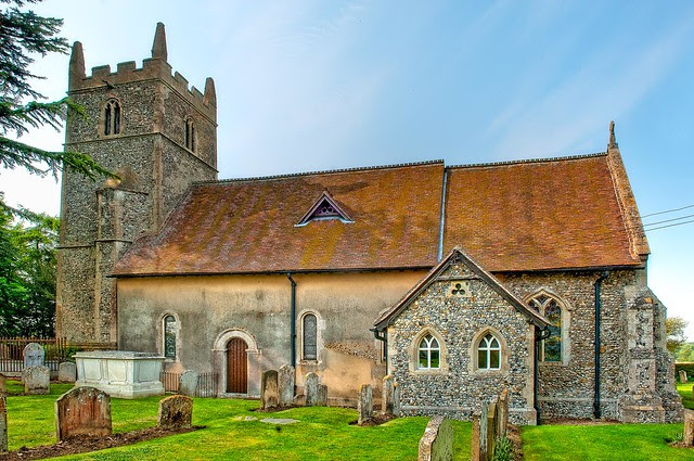 St Peter, Nowton, Suffolk