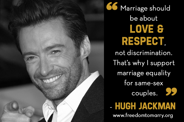 6 Academy Award Nominees Speak Out For The Freedom To Marry