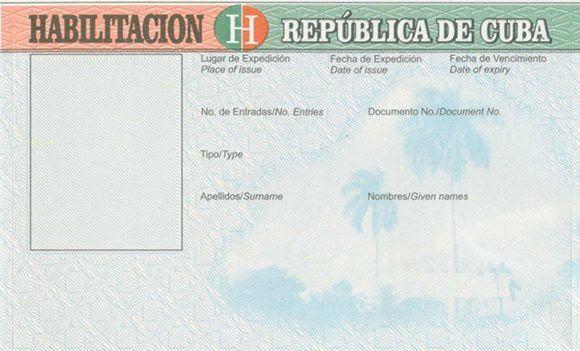 A partir del próximo primero de enero no será necesario la habilitación del pasaporte cubano. Imagen: CubaMINREX/ Cubadebate.