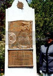 American Patriot's grave