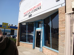 Nkechi African Cafe exterior