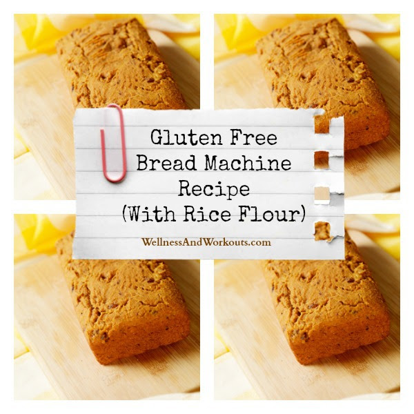 Gluten Free Bread Machine Recipe -- Brown Rice Bread