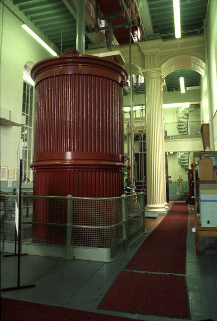 Cornish beam engine, Springhead