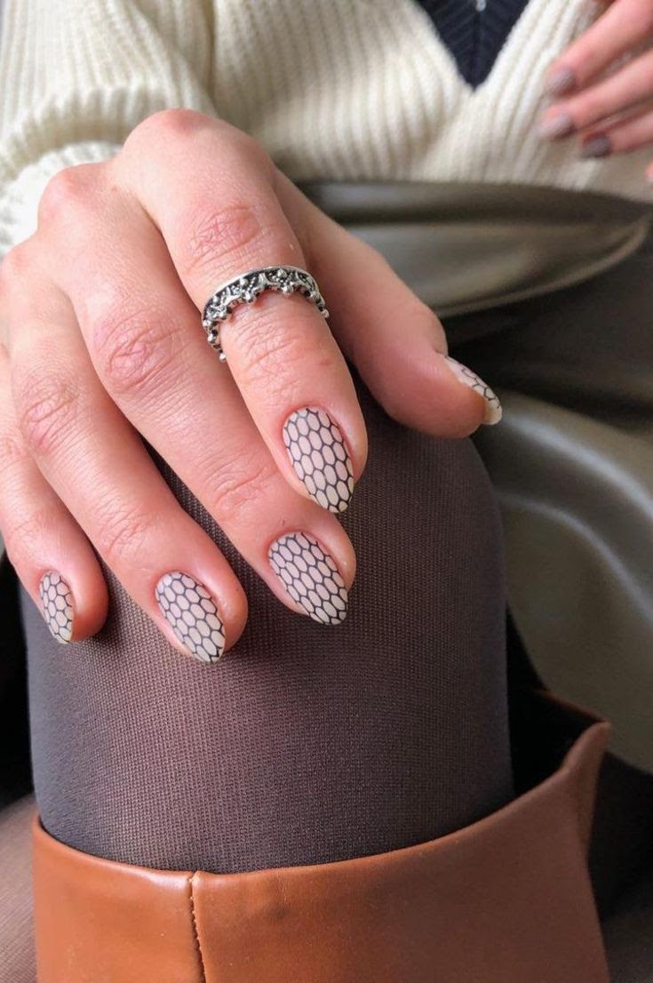 Best Summer Nail Designs 35 Colorful Nail Ideas You Can Do It Yourself At Home New 2019 Page 17 Of 35 Clear Crochet