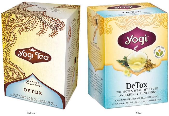 Amostra Grátis - Chá Yogi Tea
