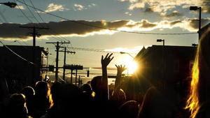 Event info: Hampdenfest in downtown Hampden, 36th Street