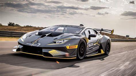 Lamborghini Huracan Super Trofeo Evo racecar revealed   Overdrive
