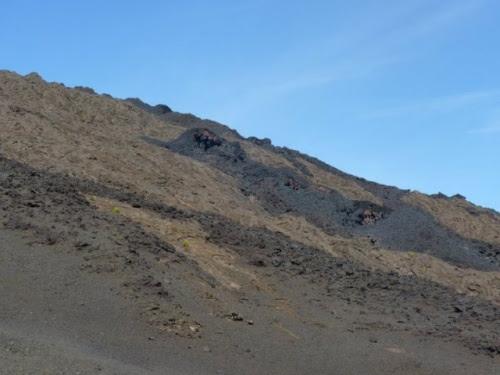Le volcan de la Fournaise (Réunion) -