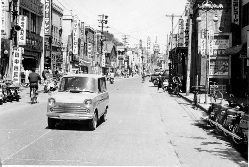 【昭和30年代の日本をカラーで】見ると、ノスタルジー感が半端  - 昭和30年代 写真