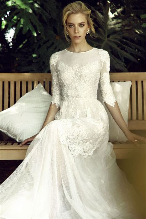 Best 25  Elegant Wedding Dress ideas on Pinterest