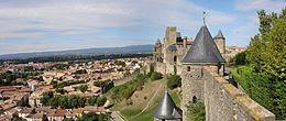 Carcassonne – Veduta