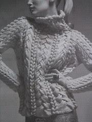 Oscar Cable sweater