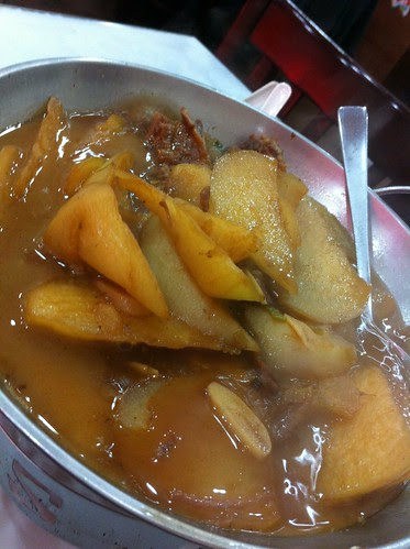 Beef Stew w/ Turnip, Jiang Li Restaurant (鴻意順), Kissena Blvd, Flushing, Queens