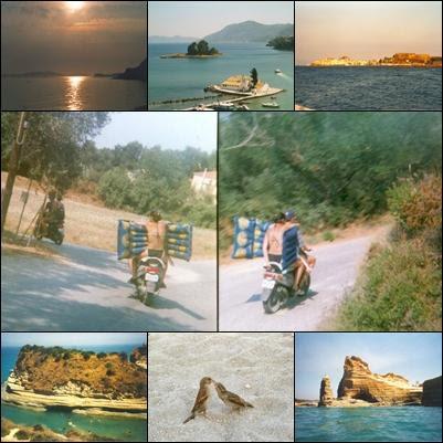 Korfu/Griechenland