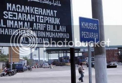 "makam habib "" mbah Priok"""