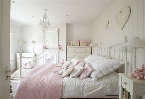 romantic shabby chic bedroom decorating ideas roundecor