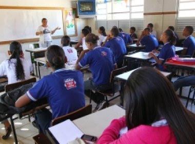Período de matrícula na rede estadual de ensino é iniciado nesa quarta