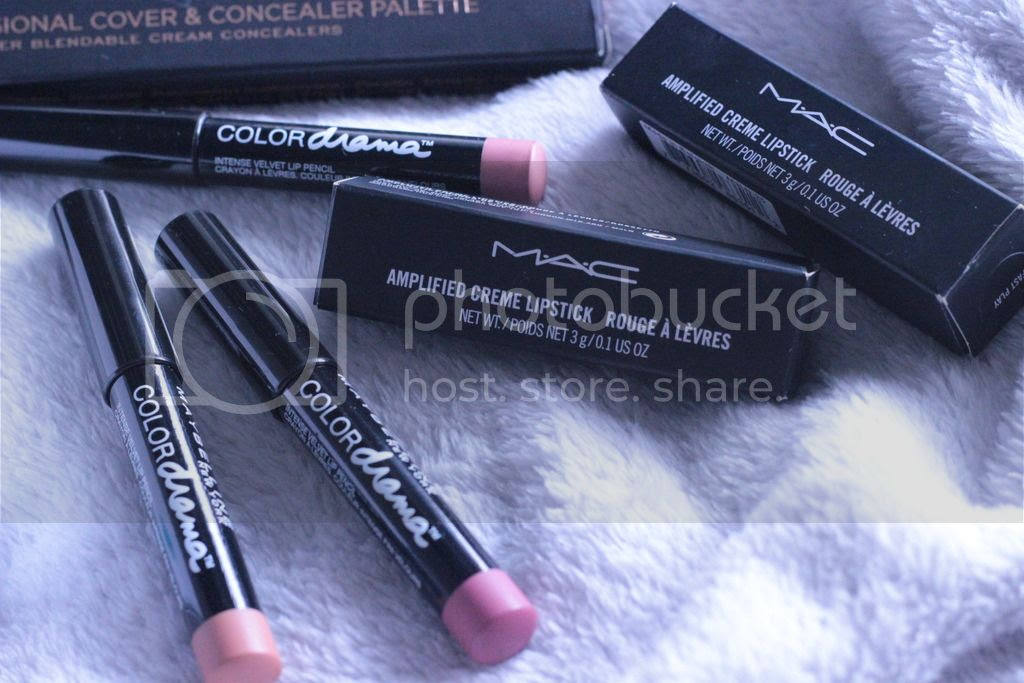 photo Mac Lipsticks amp Colour Drama Pencils.jpg