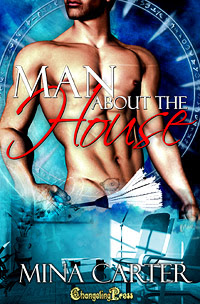Wicked Wraiths: Man About the House by Mina   Carter