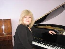 Фортепиано укытучысы Ольга Зайкова