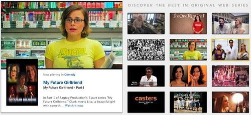 The New Blip.tv: Original Web Video Series.