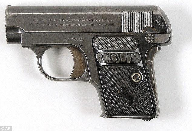 Al Caponeís Colt