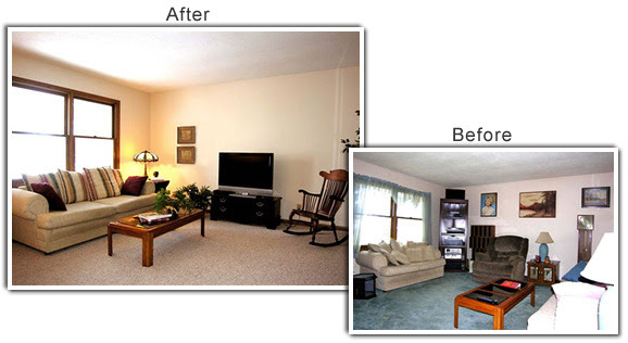 Home Staging Photo Gallery