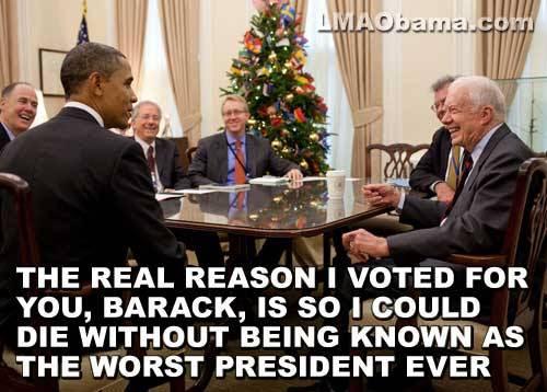 Image result for obama carter
