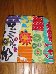 Mouthy Stitches Pouch Rec'd!