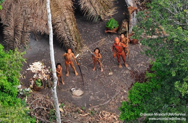 last uncontacted tribes02 650x425 Breathtaking photos of one of the worlds last uncontacted tribes