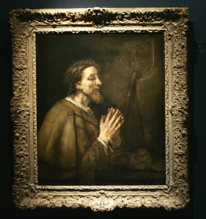 study reveals magic of Rembrandt's paintings