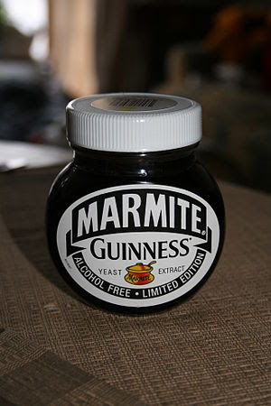 Marmite-Guinness edition