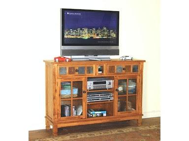 Sunny Designs Home Entertainment Sedona 42h Tv Ipod Console 2799ro
