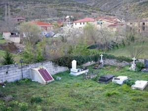 Solar de Instituciones Penitenciarias que en 1989 se incluyó en la ampliación del Cementerio (Foto hecha antes de la exhumación)