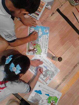 Belajar Tentang Lingkungan Hidup Bersama Panda Mobile Wwf Indonesia