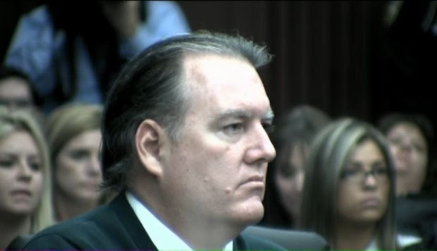 Michael Dunn During Opening Statement by Defense