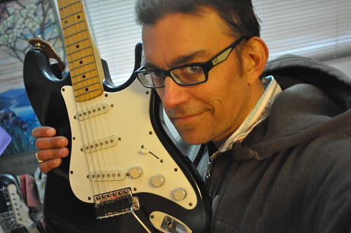 Strat and glasses 4