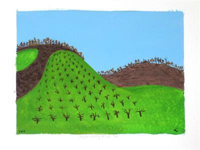 Apple Trees - Chris Cook