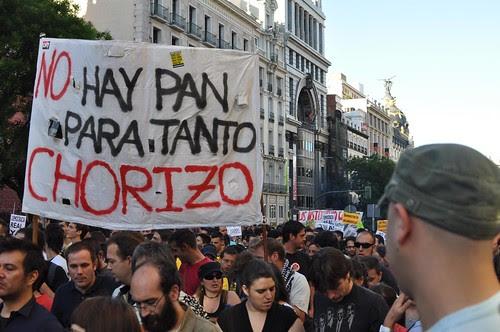 Protesta contra al corrupcion